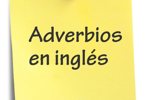 adverbios en ingles